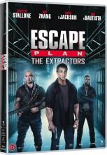 escape plan 3 - the extrators - DVD