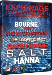 espionage collection - vol 1 - DVD