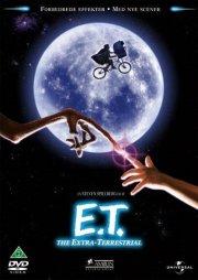 e.t. film - the extra-terrestrial - DVD
