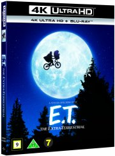 e.t. film - the extra-terrestrial - 4k Ultra HD Blu-Ray