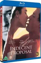 et frækt tilbud / indecent proposal - Blu-Ray