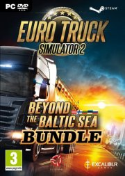 euro truck simulator 2: beyond the baltic sea (bundle) - PC