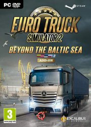 euro truck simulator 2: beyond the baltic sea - PC