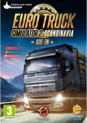 euro truck simulator 2 - scandinavia - add-on - PC