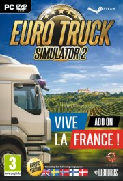 euro truck simulator 2 - vive la france! add-on (nordic) - PC