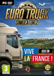 euro truck simulator 2 - vive la france! add-on - PC