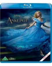eventyret om askepot / cinderella - disney - Blu-Ray