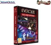 evercade xeno crisis/tanglewood dual game cartridge - BLAZE TAB Plus