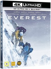 everest - 4k Ultra HD Blu-Ray