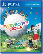 everybody's golf (nordic) - PS4