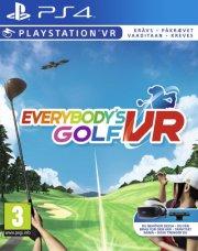 everybody's golf - psvr - nordisk - PS4