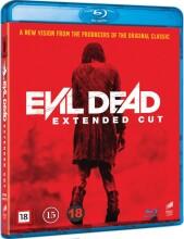 evil dead - remake 2013 - Blu-Ray