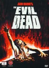 the evil dead - 2013 - DVD