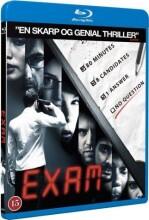 exam - Blu-Ray