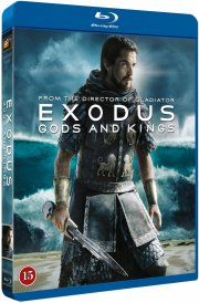 exodus: gods and kings - Blu-Ray