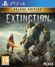 extinction: deluxe edition - PS4
