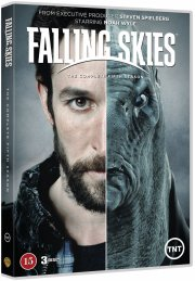 falling skies - sæson 5 - DVD