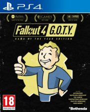 fallout 4 (game of the year) - PS4