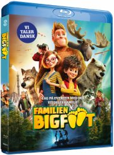 familien bigfoot - Blu-Ray