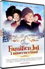 familien jul 2 - i nissernes land - DVD