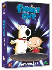 family guy - sæson 11 - DVD