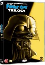 family guy: star wars trilogy - DVD