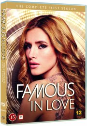 famous in love - sæson 1 - DVD