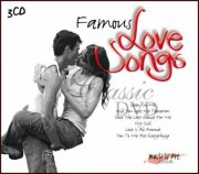 - famous love songs - cd