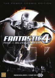 fantastic four 2: rise of the silver surfer - DVD