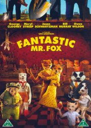 fantastic mr. fox - DVD