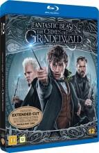 fantastiske skabninger 2 - grindelwalds forbrydelser / fantastic beasts 2 - the crimes of grindelwald - extended cut - Blu-Ray