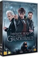 fantastiske skabninger 2 - grindelwalds forbrydelser / fantastic beasts 2 - the crimes of grindelwald - DVD