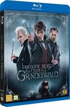 fantastiske skabninger 2 - grindelwalds forbrydelser / fantastic beasts 2 - the crimes of grindelwald - Blu-Ray