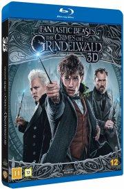 fantastiske skabninger 2 - grindelwalds forbrydelser / fantastic beasts 2 - the crimes of grindelwald - 3D Blu-Ray