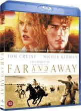 far and away - Blu-Ray
