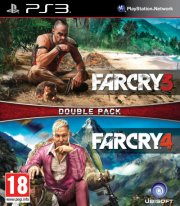 far cry 3 + far cry 4 (double pack) - PS3
