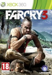 far cry 3 (nordic) (classics) - xbox 360
