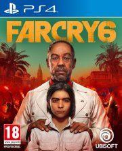 far cry 6 - PS4