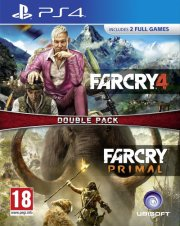 far cry primal / far cry 4 - double pack - PS4