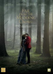 far from the madding crowd - DVD
