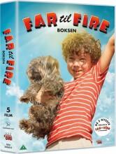 far til fire boksen - de 5 nyeste film - DVD