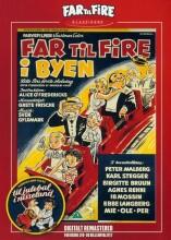 far til fire i byen - til julebal i nisseland - DVD