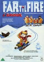 far til fire i sneen - DVD
