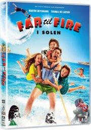 far til fire i solen - 2018 - DVD