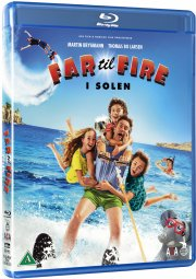 far til fire i solen - 2018 - Blu-Ray