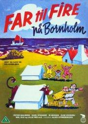 far til fire på bornholm - DVD