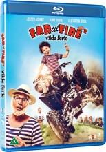 far til fires vilde ferie - Blu-Ray