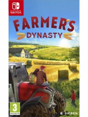 farmer's dynasty - Nintendo Switch