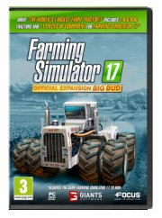 farming simulator 17 / 2017- big bud - PC
