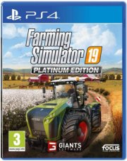 farming simulator 19 / 2019 - platinum edition - PS4